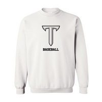 Baseball Crew Neck Sweatshirt (Online Only)
