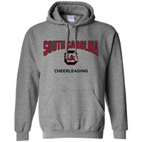 South Carolina Gamecocks Cheerleading Hoodie Sweatshirt