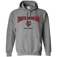 South Carolina Gamecocks Softball Hoodie Sweatshirt