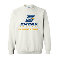 Swimming and Diving Crew Fleece (Online Only)