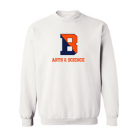 Arts & Science Crew Neck Sweatshirt (Online Only)