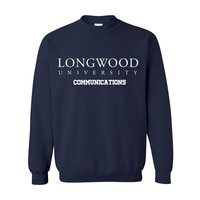 Communications Crew Neck Sweatshirt (Online Only)
