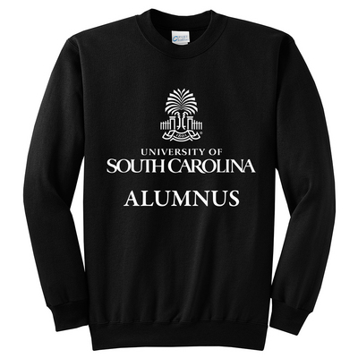 South Carolina Gamecocks Alumnus Crew Neck Sweatshirt