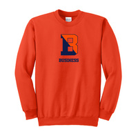 Business Crew Neck Sweatshirt (Online Only)