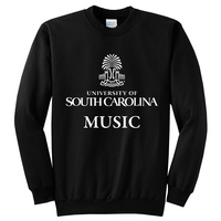 South Carolina Gamecocks Music Crew Neck Sweatshirt