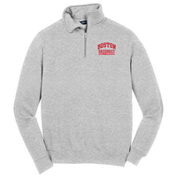 Communications Quarter Zip Pullover