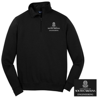 South Carolina Gamecocks Engineering Quarter Zip Pullover
