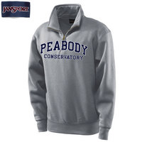 Johns Hopkins Peabody Institute Fleece Quarterzip