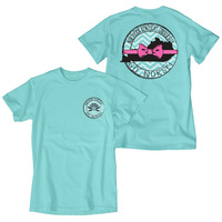 Over Dyed Short Sleeve Tee