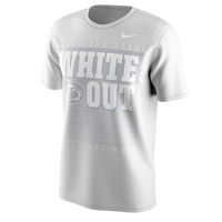 Nike Penn State White Out Short Sleeve Tee