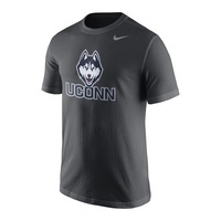 Nike College Short Sleeve Logo Tee