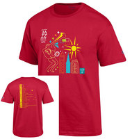 TriCounty Jazz Short Sleeve TShirt