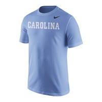 Nike College Cotton Short Sleeve Tee