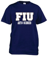 FIU Russell Art & Science TShirt
