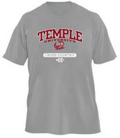 Temple Russell Cross Country T-Shirt