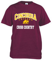 Russell Cross Country Tee