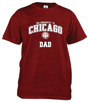 University of Chicago Russell Dad T-Shirt