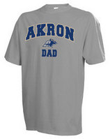 Russell Akron Dad T-Shirt