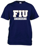 FIU Russell Engineering T-Shirt