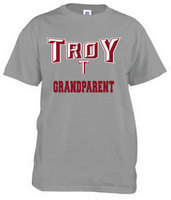 Troy University Russell Grandparent T-Shirt