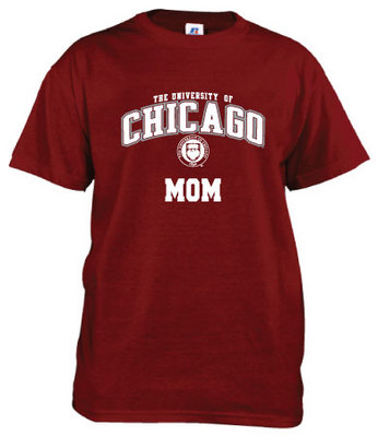 University of Chicago Russell Mom T-Shirt
