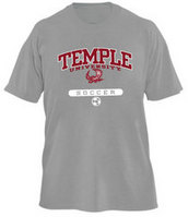 Temple Russell Soccer T-Shirt