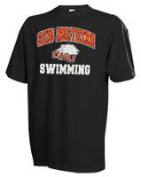 Russell Swimming Tee
