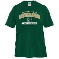 South Florida Bulls Russell Track & Field T-Shirt