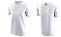 Nike Official Penn State White Out Short Sleeve Tee 2017
