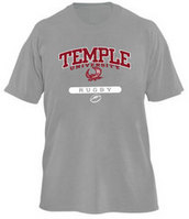 Temple Russell Rugby T-Shirt