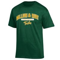 William and Mary Champion Football Jersey Tee