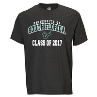 South Florida Bulls Russell 'Class of' T-Shirt