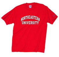 Northeastern Huskies Champion T-Shirt