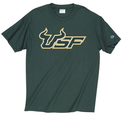 South Florida Bulls Champion T-Shirt