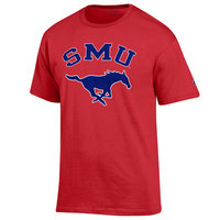 SMU Mustangs Champion TShirt