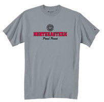 Northeastern Huskies Champion Jersey TShirt