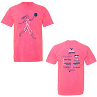 Penn State Lady Lions Pink Zone Tshirt