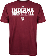 Adidas Mens Go To IU Basketball Tee