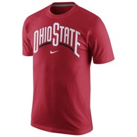 Nike College Wordmark Cotton Tee
