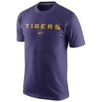 Nike Dri Fit Logo Short Sleeve Legend Tee