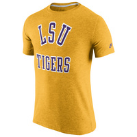 Nike LSU Rewind Run Game Tee