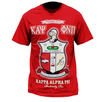 Big Boy Kappa Alpha Psi Short Sleeve Tee