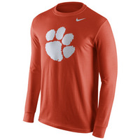Nike Mens Sideline Long Sleeve Crew Tee
