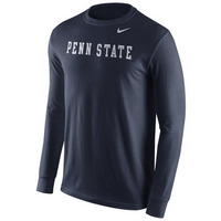 NIKE LONG SLEEVE COTTON TEE