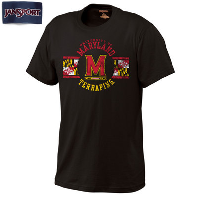 University of Maryland Jansport Jersey T-Shirt