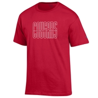 Houston Cougars Champion Jersey TShirt