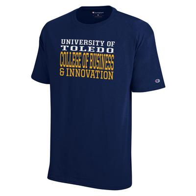 University of Toledo Champion Jersey T-Shirt