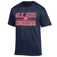 Ole Miss Champion Jersey T-Shirt