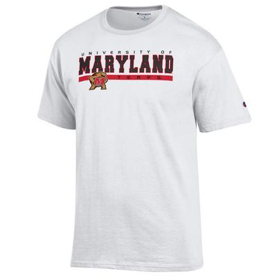 University of Maryland Champion Jersey T-Shirt