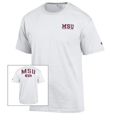 Mississippi State Bulldogs Champion Jersey TShirt
